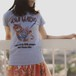 55th anniv. GOMI × MARR × MAM T-shirt