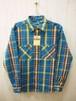 Camco Flannel Work Shirt (カムコ フランネルワークシャツ)