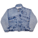 """Like Stezo"" Vintage Acid Washed Denim Jacket Used B"