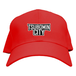 TSUBOMIN / TSUBOMIN CITY LOGO CAP RED