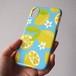 レモンの(S/Msize)iPhone系プラケース