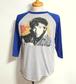 1980's BRUCE SPRINGSTEEN ラグランロックTシャツ 表記(L)