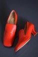 maison eureka - loafer heel