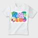 ももちゃんの世界006 キッズTシャツ ※お肌にやさしいガーメントインク印刷