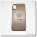 スマホケース グレイ iPhoneX iPhone8/iPhone7 エルバマット
