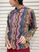 (TOYO) design l/s shirt