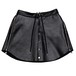 Leather Skirt [Black]
