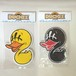 "Kazzrock Original""DUCKLE"" Sticker M"