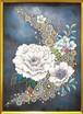 政井亜子「花と三日月」
