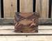 MAGNET Patchwork Billfold Wallet Wood Brown x Wood Natural
