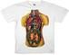 KOTA MIYAMOTO  Collage T-shirt『内臓 × カエル』