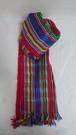 幸せの国ブータンから Jaa (ジャー) ブータン手織りスカーフ ANA by KARMA