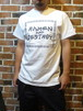 Ramen&Destroy ラーメン&デストロイ TEE WHT