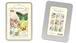 カバリーニ  缶入りポストカード/動物と植物