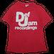 """""""Def Jam Recordings"""" Vintage Rap tee Used"""