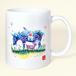 【受注生産】「ヤギの親子」マグカップ