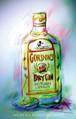 GORDON'S(ゴードン・旧ボトル)(ジクレーA3プリント)