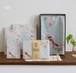 桜と雀 Ginft セット(チーフ&紙製品)