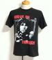 1990's The doors ロックTシャツ BREAK ON THROUGH 黒 表記(M) ドアーズ