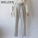 WELLDER/ウェルダー・Five Pocket Trousers