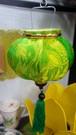ベトナムランタン・ホイアンランタン・イベント・お祭り・インテリアランプシェード・ホイアンシルク製ミニ提灯(丸型)B
