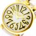 ガガミラノ GAGA MILANO 腕時計 レディース 6023.01LT マヌアーレ 35MM クォーツ ホワイト ホワイト