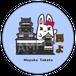 高遠真由子オリジナル缶バッジ「まゆぴょん♪『民よ』」