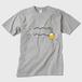 2015 ここちくんTシャツ グレイ
