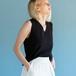 Summer Cotton Knit (V neck)