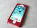 【受注制作】iPhoneケース《5/5S専用》|レッドブラウン