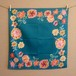 ART BRUT ハンカチーフ・色とりどり花々