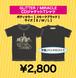 CDジャケットTシャツ【MIRACLE GLITTER TOUR】