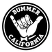 Bummer California - SHAKA STICKER