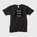 九字 Tシャツ 黒  Mサイズ  表面 ガーメントインクジェット印刷
