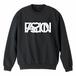 [PASSION] オリジナル スウェットシャツ- [ブラック]