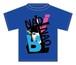 VIVIAN BOYS blue T-shirts
