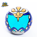 蹴球リベラー【KANSHADAMA】 サッカーボール ブルー