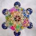 神聖幾何学メタトロン・RAINBOWエナジートレイ