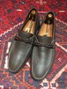 .a.testoni LEATHER LOAFER MADE IN ITALY/アテストーニレザーローファー 2000000030944