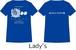 Tシャツ Lady's コバルトブルー