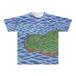 オリジナルTシャツ:Saiko作「ひょっこりひょうたん島」