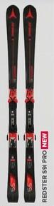 18/19 ATOMIC REDSTER S9i PRO + X 12 VAR