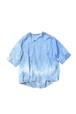 青空バルーンシャツ