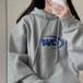 【配送優先】【トップス】韓国系スボーツ系カジュアル長袖コットンパーカー/ジャージ26864530