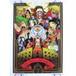 One Piece Dressrosa Banpresto - B3 size Japanese Anime Plastic Poster