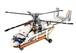 レゴ互換 ダブルローター輸送ヘリコプターモデル