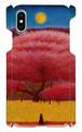 オリジナルアート スマホケース「老木とわたし」