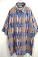 2000's patagonia オリエンタルS/Sシャツ 表記(XL) パタゴニア