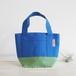 【受注製作】帆布でつくったミニトートバッグ【iroiro_ruri】