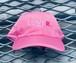 RE:OMG NYLON CAP ピンク (送料込)